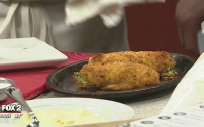 Fox 2 Cooking School Hosts Andiamo