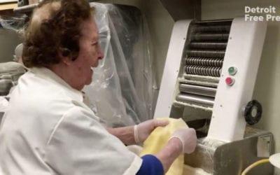 Meet the 3 women who hand make all the pastas for Andiamo restaurants