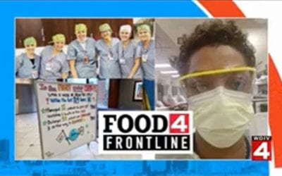 Wdiv-TV Channel 4 Food 4 Frontline Workers