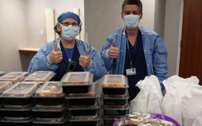 McLaren Macomb workers get meal courtesy of Andiamo